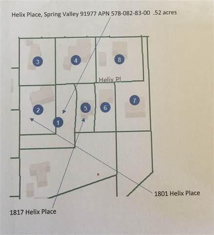 Helix Place #1, Spring Valley, CA 91977 (#200036938) :: Yarbrough Group