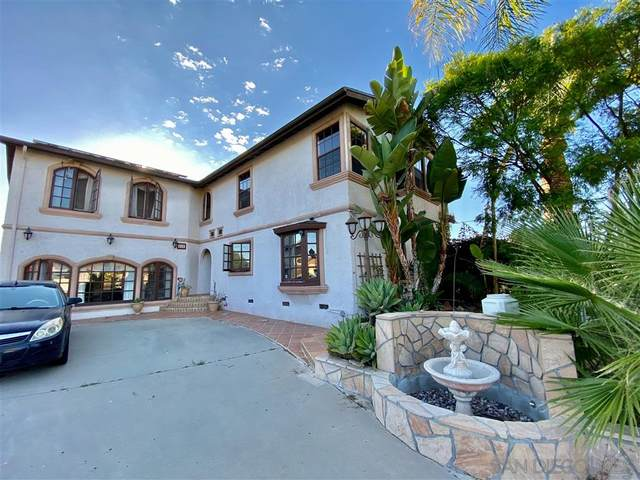 616 Burnham St, El Cajon, CA 92019 (#200037051) :: Neuman & Neuman Real Estate Inc.