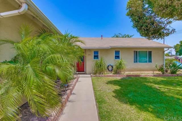 1496 Condor Ave., El Cajon, CA 92019 (#200037344) :: Neuman & Neuman Real Estate Inc.