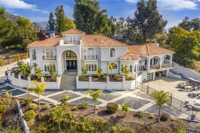 2005 Vista Hermosa Way, El Cajon, CA 92019 (#200037525) :: Neuman & Neuman Real Estate Inc.