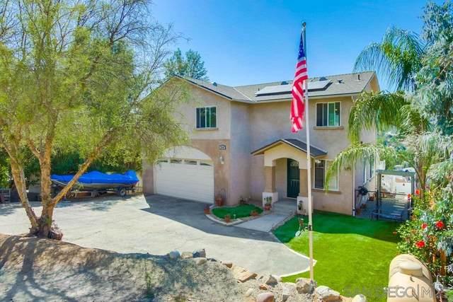 246 Editha Drive, El Cajon, CA 92019 (#200037623) :: Neuman & Neuman Real Estate Inc.