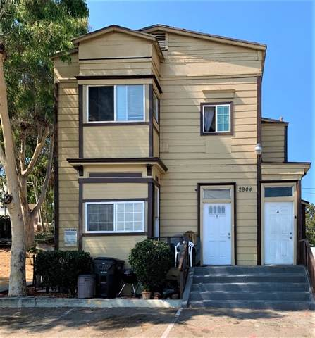 2904 Market St, San Diego, CA 92102 (#200037633) :: Whissel Realty