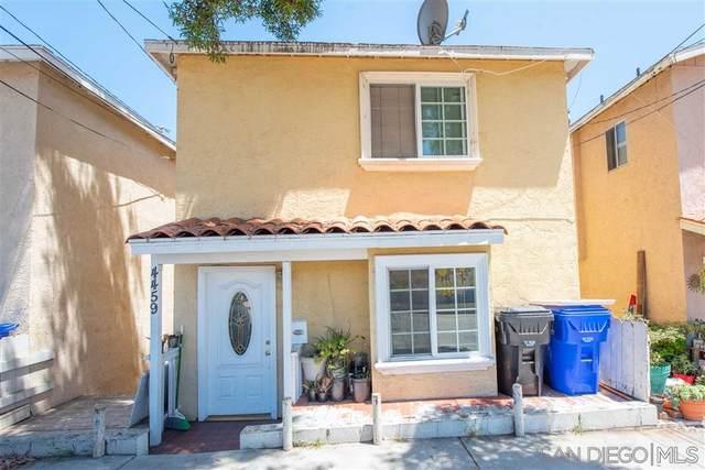 4459 Redwood, San Diego, CA 92105 (#200037645) :: Neuman & Neuman Real Estate Inc.