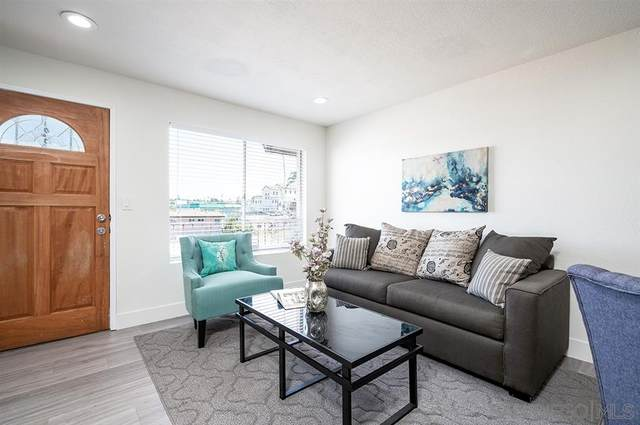 229 50th Street #19, San Diego, CA 92102 (#200037804) :: Whissel Realty