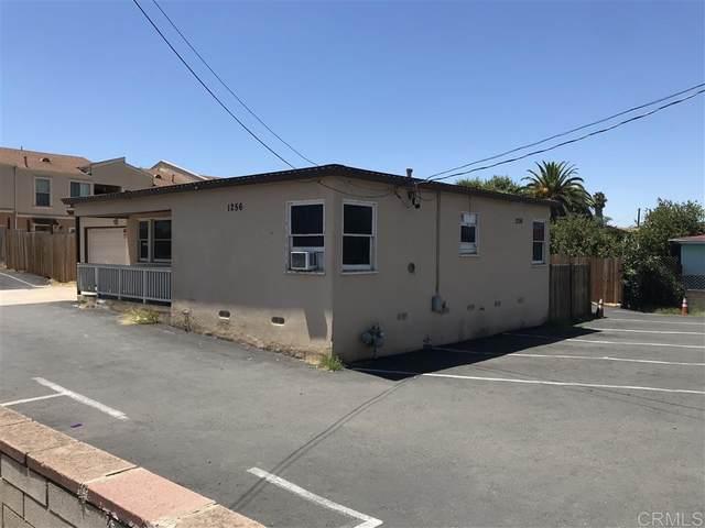 1256 N N 1St St, El Cajon, CA 92021 (#200037885) :: Whissel Realty