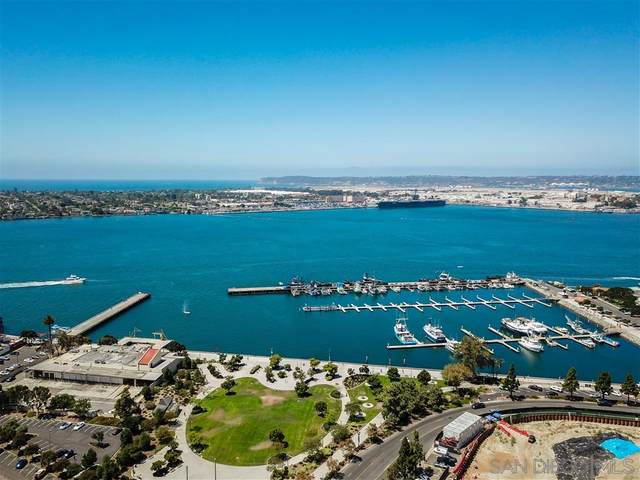 700 W Harbor Drive #2303, San Diego, CA 92101 (#200037886) :: Whissel Realty