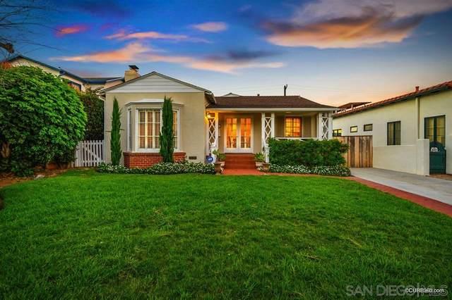 3414 Whittier St, San Diego, CA 92106 (#200037911) :: Keller Williams - Triolo Realty Group