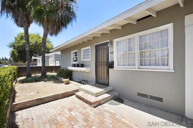 448 Avocado Ave, El Cajon, CA 92020 (#200037928) :: Neuman & Neuman Real Estate Inc.