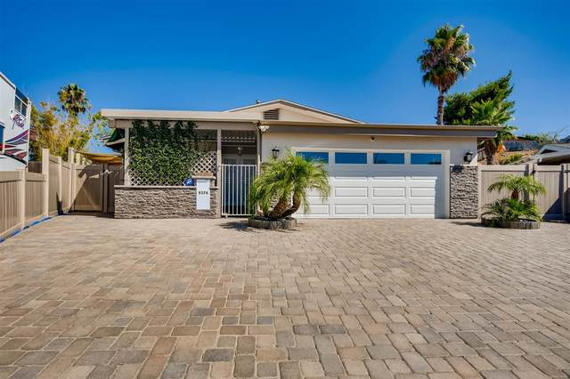 9376 Goyette Place, Santee, CA 92071 (#200038123) :: Whissel Realty