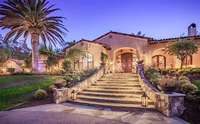 16250 Rambla De Las Flores, Rancho Santa Fe, CA 92067 (#200038239) :: Yarbrough Group