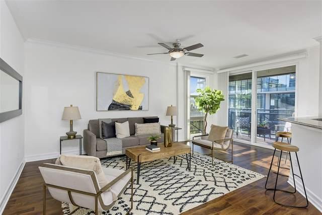550 Park Blvd #2307, San Diego, CA 92101 (#200038755) :: Neuman & Neuman Real Estate Inc.