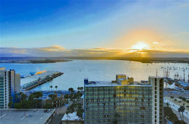 1325 Pacific Hwy #2001, San Diego, CA 92101 (#200038774) :: Neuman & Neuman Real Estate Inc.