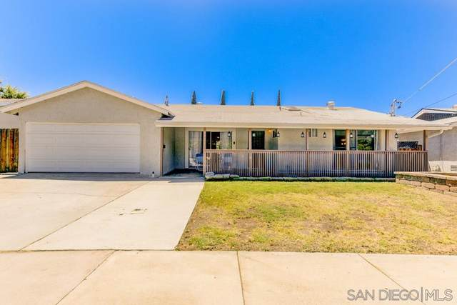 9731 Abbeyfield Rd, Santee, CA 92071 (#200038784) :: Whissel Realty