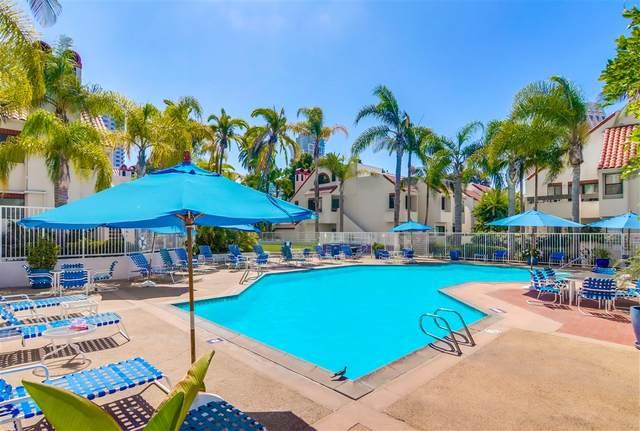 701 Kettner Blvd #128, San Diego, CA 92101 (#200038833) :: Neuman & Neuman Real Estate Inc.