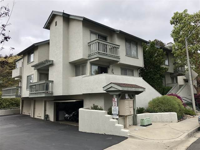 6926 Park Mesa Way #4, San Diego, CA 92111 (#200038894) :: Neuman & Neuman Real Estate Inc.