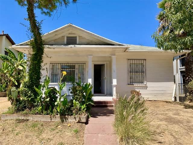 4054 39th Street, San Diego, CA 92105 (#200038899) :: Neuman & Neuman Real Estate Inc.
