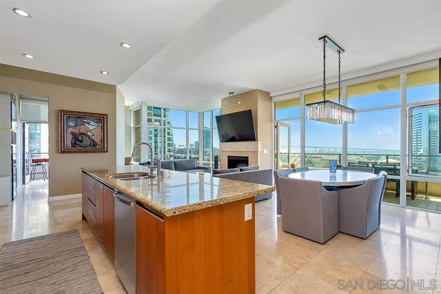 550 Front St #1001, San Diego, CA 92101 (#200038930) :: Neuman & Neuman Real Estate Inc.