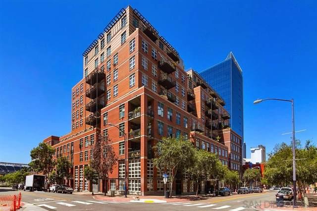 877 Island Ave #801, San Diego, CA 92101 (#200038932) :: Neuman & Neuman Real Estate Inc.