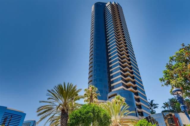 200 Harbor Drive #1001, San Diego, CA 92101 (#200038936) :: Neuman & Neuman Real Estate Inc.