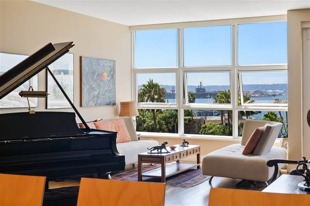 1325 Pacific Hwy. #701, San Diego, CA 92101 (#200039046) :: Neuman & Neuman Real Estate Inc.