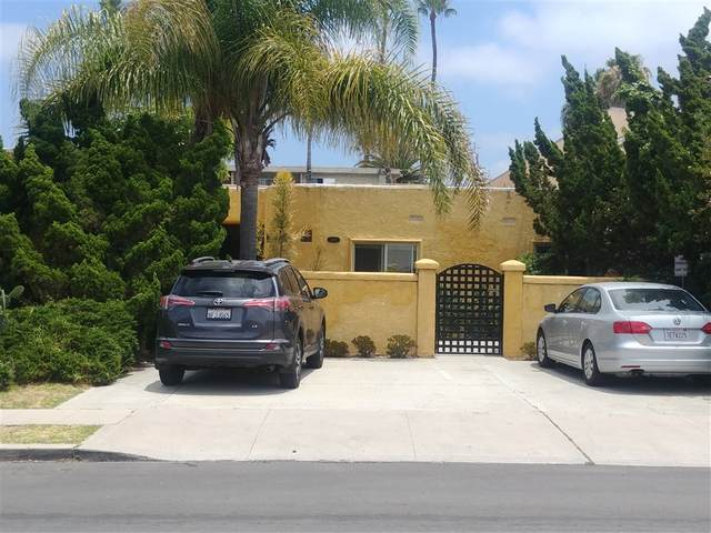 4339-43 46th St., San Diego, CA 92115 (#200039170) :: Whissel Realty