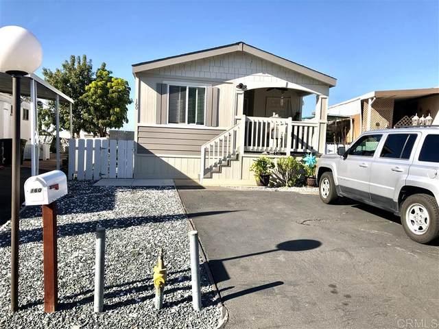 1425 Second Ave. #160, Chula Vista, CA 91911 (#200039295) :: Neuman & Neuman Real Estate Inc.