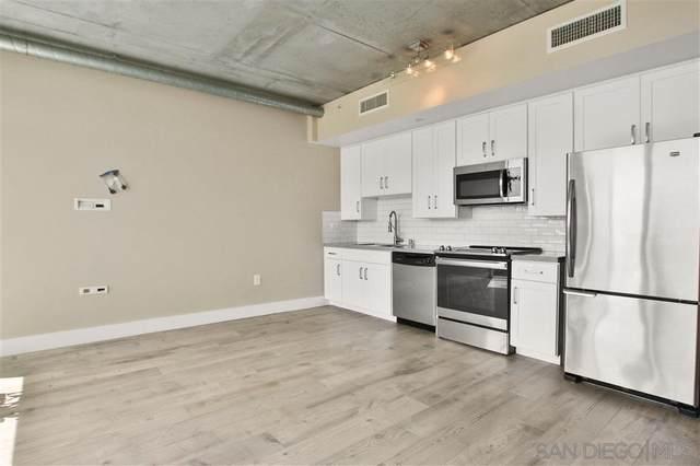 1080 Park Blvd #514, San Diego, CA 92101 (#200039407) :: SunLux Real Estate