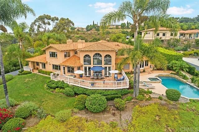 1100 Via Di Felicita, Encinitas, CA 92024 (#200039642) :: Neuman & Neuman Real Estate Inc.