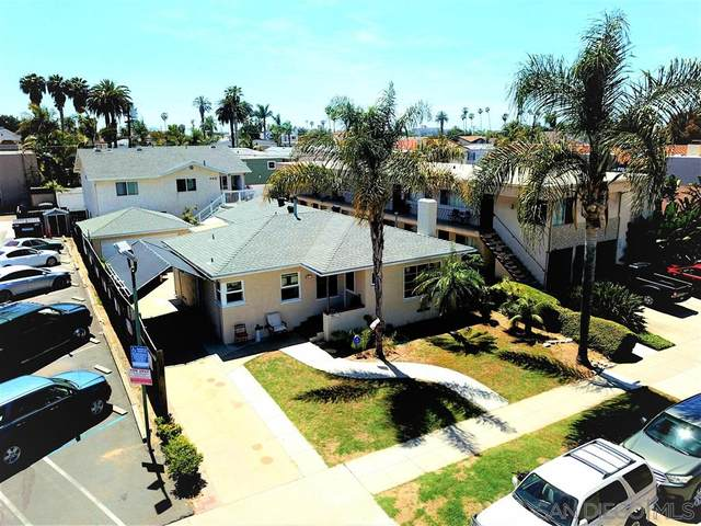 4821 Narragansett Ave, San Diego, CA 92107 (#200039709) :: SunLux Real Estate