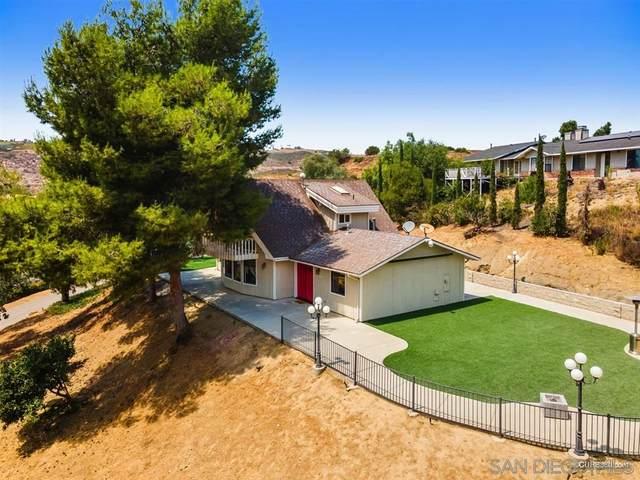 8718 Nelson Way, Escondido, CA 92026 (#200039972) :: Neuman & Neuman Real Estate Inc.