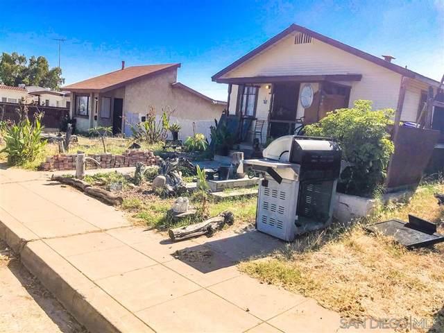3536 47th, San Diego, CA 92105 (#200040160) :: Neuman & Neuman Real Estate Inc.