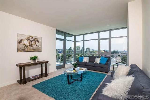 1441 9th Avenue #705, San Diego, CA 92101 (#200040325) :: Tony J. Molina Real Estate