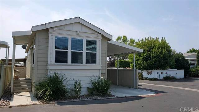 699 N Vulcan Ave Spc 16, Encinitas, CA 92024 (#200040429) :: Compass