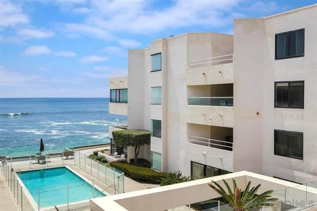 100 Coast Blvd #305, La Jolla, CA 92037 (#200041092) :: Tony J. Molina Real Estate