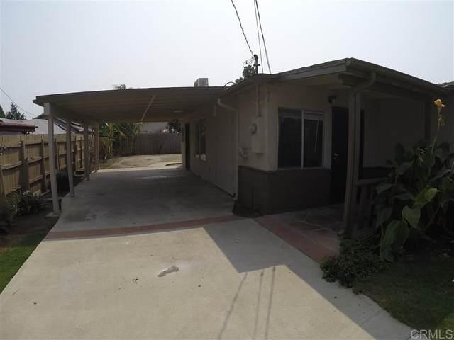 326 W California Ave, Vista, CA 92083 (#200041348) :: Neuman & Neuman Real Estate Inc.