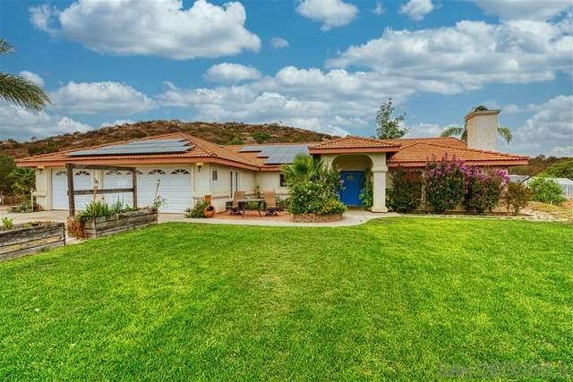 19902 Pasqual Highlands, Ramona, CA 92065 (#200041361) :: Neuman & Neuman Real Estate Inc.