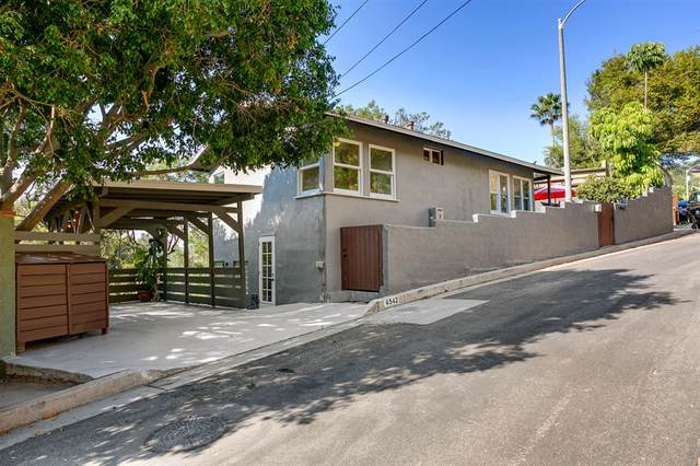 4542 Bend Dr, Los Angeles, CA 90065 (#200041519) :: Neuman & Neuman Real Estate Inc.