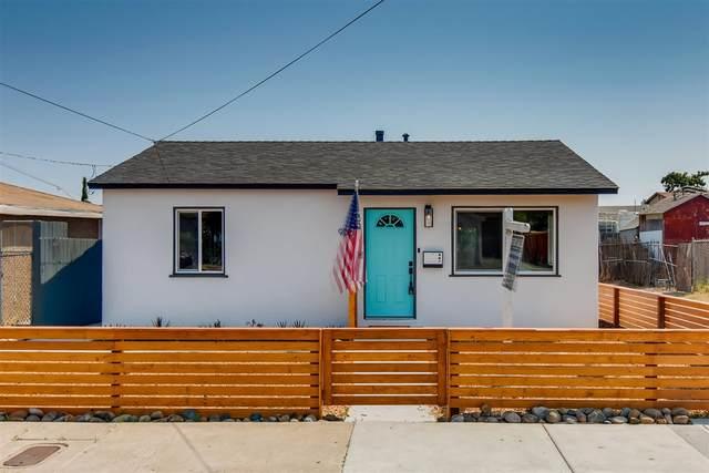 935 40Th St, San Diego, CA 92102 (#200041822) :: Neuman & Neuman Real Estate Inc.