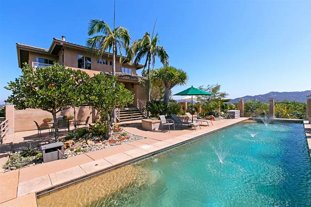 1629 Wild Acres Rd, Vista, CA 92084 (#200041956) :: Team Forss Realty Group