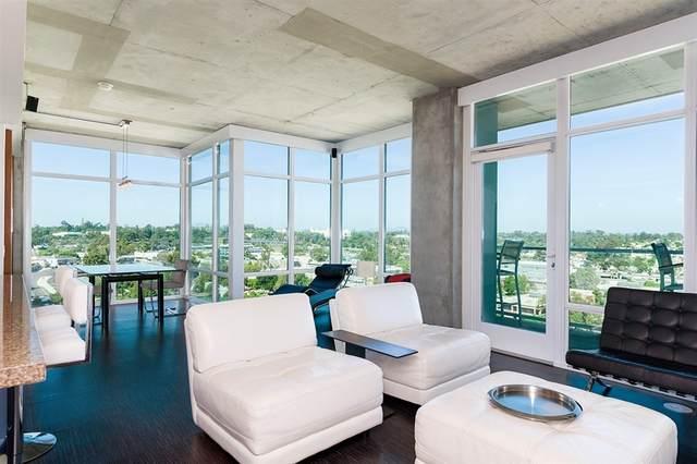 1080 Park Blvd #1705, San Diego, CA 92101 (#200042287) :: Neuman & Neuman Real Estate Inc.
