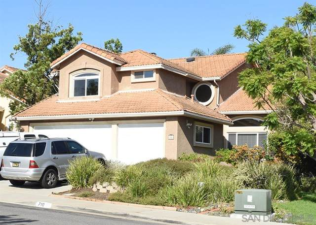 710 Avenida Amigo, San Marcos, CA 92069 (#200042384) :: Neuman & Neuman Real Estate Inc.