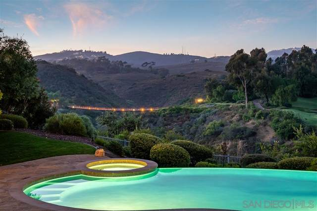 18483 Calle Tramonto, Rancho Santa Fe, CA 92091 (#200042433) :: Neuman & Neuman Real Estate Inc.