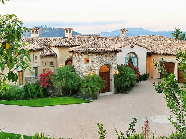 7732 Camino De Arriba, Rancho Santa Fe, CA 92067 (#200042542) :: Neuman & Neuman Real Estate Inc.