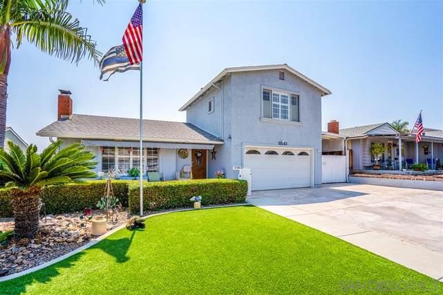 10143 Woodglen Vista Dr, Santee, CA 92071 (#200042592) :: Neuman & Neuman Real Estate Inc.