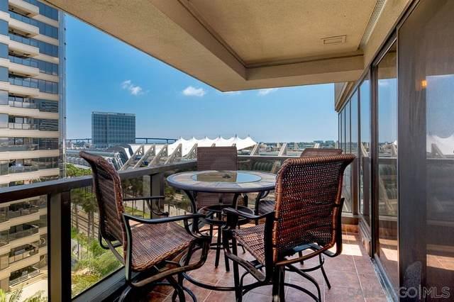 100 Harbor Drive #1106, San Diego, CA 92101 (#200042593) :: Neuman & Neuman Real Estate Inc.