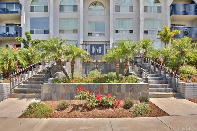 333 Orange Avenue #16, Coronado, CA 92118 (#200042729) :: Neuman & Neuman Real Estate Inc.