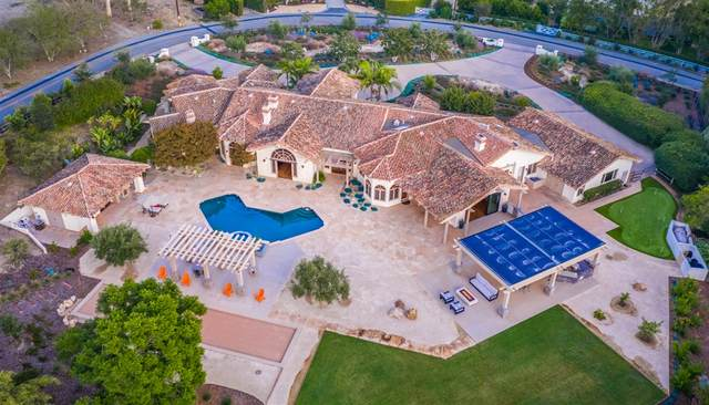 16330 Los Arboles, Rancho Santa Fe, CA 92067 (#200043094) :: Neuman & Neuman Real Estate Inc.