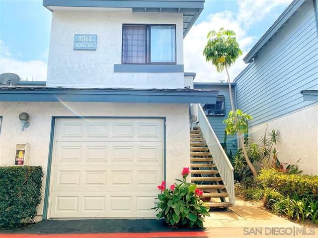 4064 Nobel Dr #102, San Diego, CA 92122 (#200043164) :: Tony J. Molina Real Estate