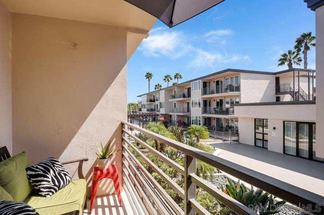 1021 Scott St. #205, San Diego, CA 92106 (#200043203) :: Neuman & Neuman Real Estate Inc.