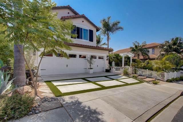 1493 Turquoise Dr, Carlsbad, CA 92011 (#200043456) :: Neuman & Neuman Real Estate Inc.
